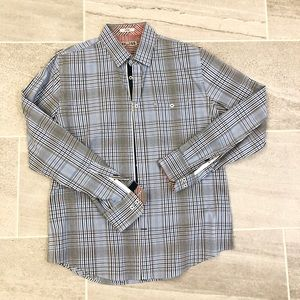 Express men's dress shirt plaid